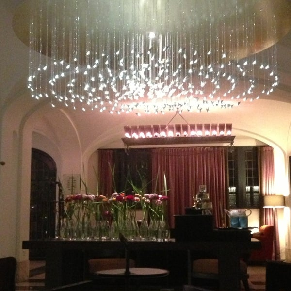 Photo taken at Sofitel Legend The Grand Amsterdam by Riso on 4/12/2013