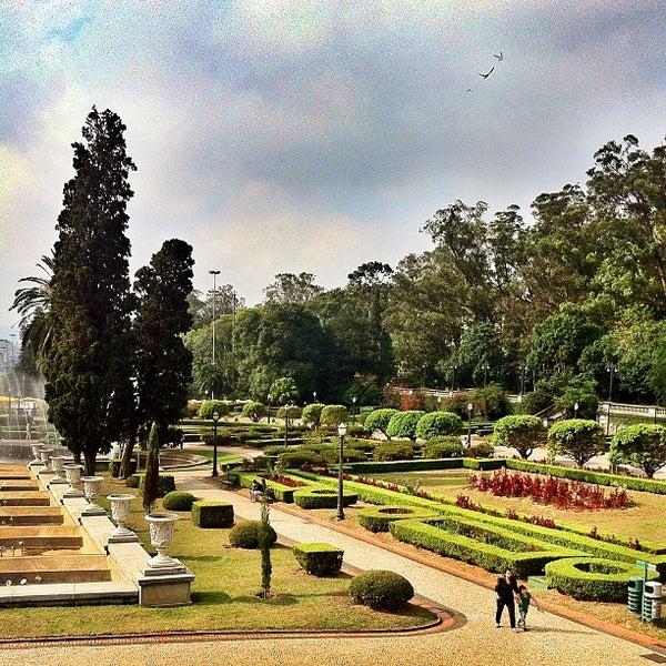 Das Foto wurde bei Museu Paulista von inominado am 9/23/2012 aufgenommen