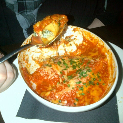 Photo taken at Very Italian Pizza by Diana H. on 10/18/2012