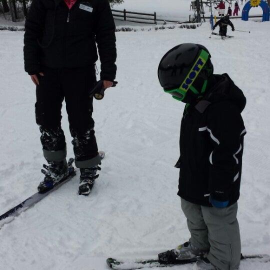 Photo taken at Pat's Peak Ski Area by Phans448 on 2/19/2014