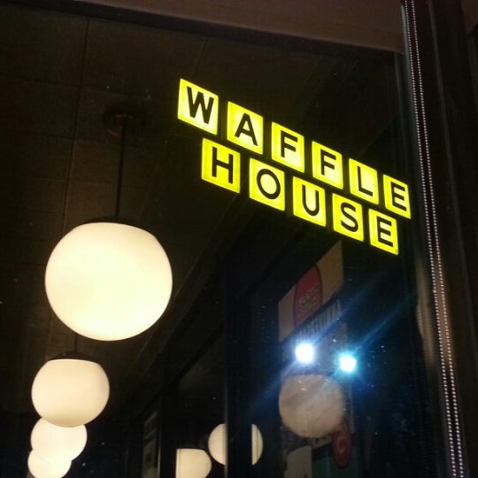 Photo taken at Waffle House by Jeff C. on 9/30/2012