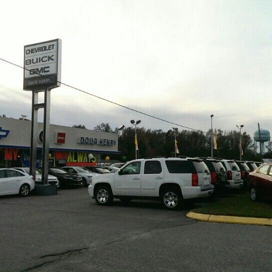 Doug Henry Chevrolet Buick GMC - 1 tip
