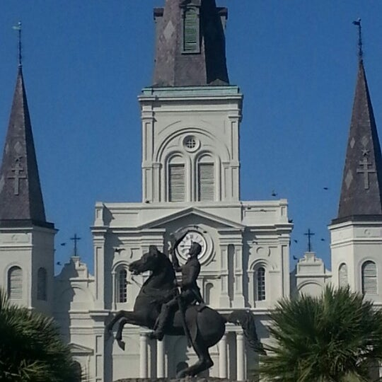 Photo taken at Muriel's Jackson Square by Vanessa V. on 11/16/2012