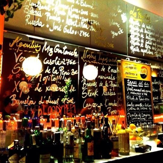 Photo taken at La Pepita by Patricia C. on 11/10/2012