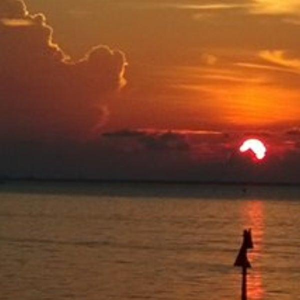 Photo taken at Apollo Beach, FL by Imran A. on 9/1/2013