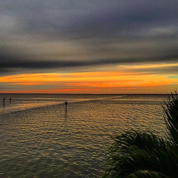 Photo taken at Apollo Beach, FL by Imran A. on 10/17/2015