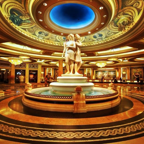 Photo taken at Caesars Palace Hotel & Casino by Neil A. on 6/22/2013