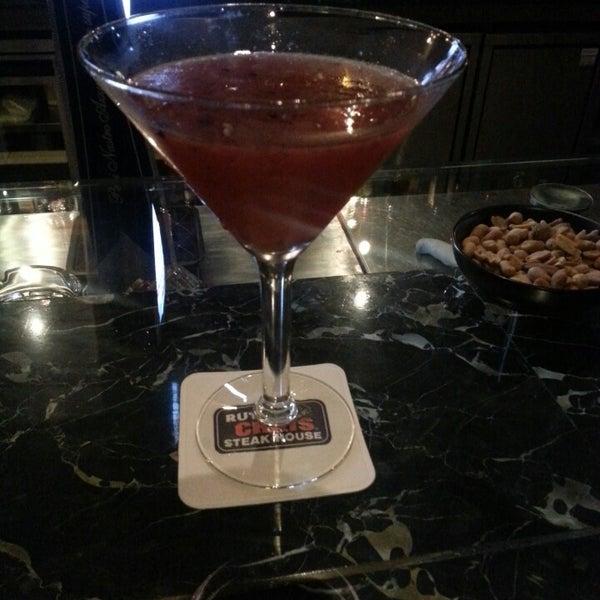 Photo taken at Ruth's Chris Steak House by Fallon V. on 5/2/2013