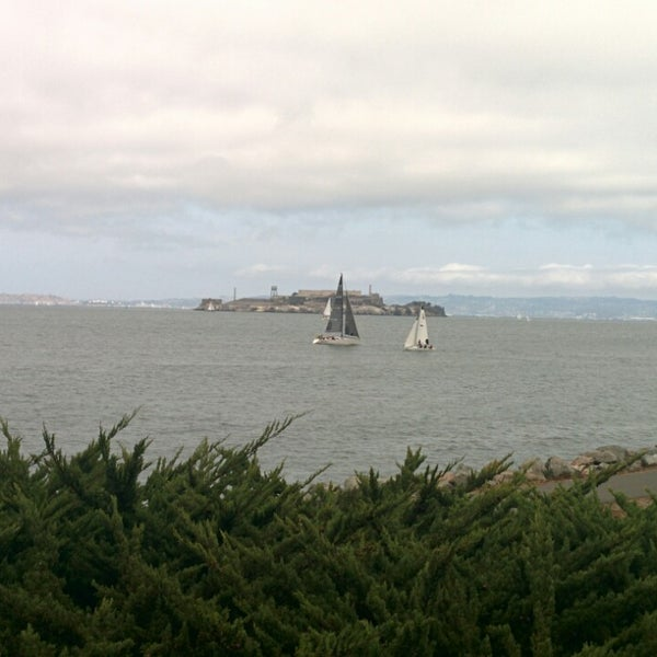 Photo taken at Golden Gate Yacht Club by Sean D. on 9/21/2014