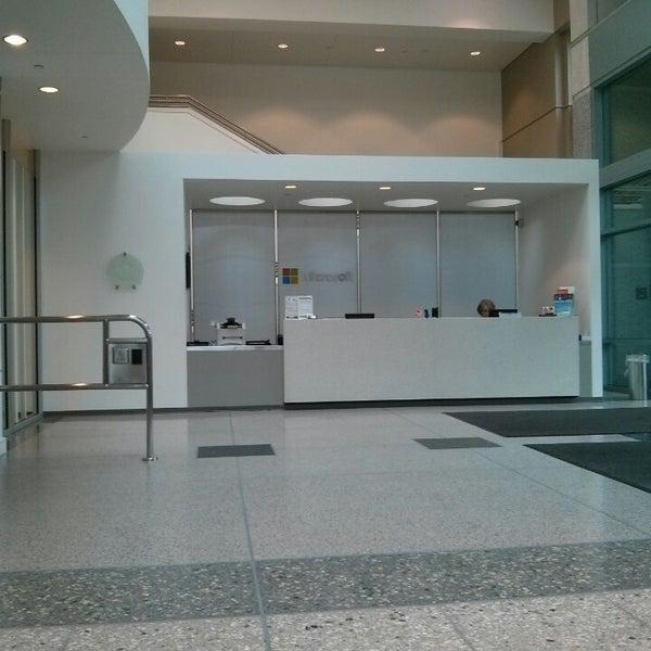 Microsoft Seattle Office: Microsoft Building 88