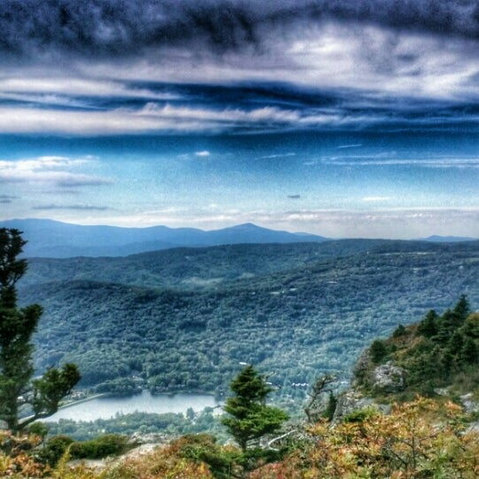 Photo taken at Grandfather Mountain by Chris (. on 9/19/2015