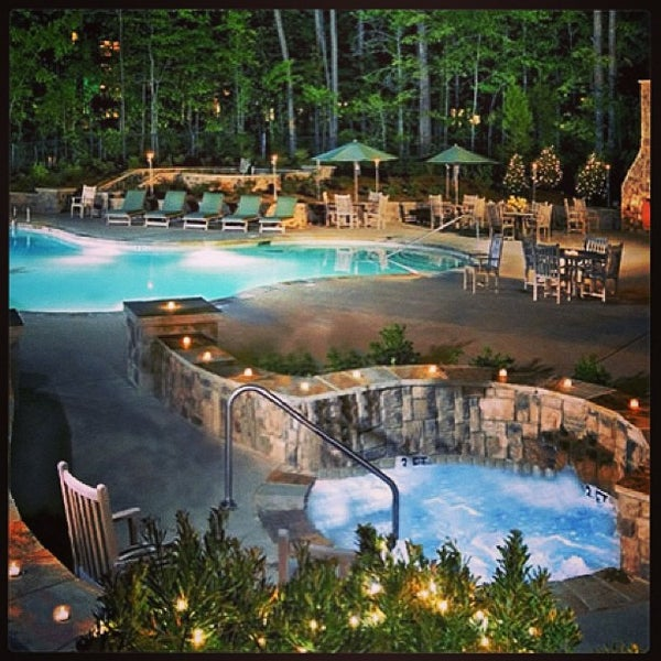 The lodge and spa at callaway gardens autograph collection hotel in pine mountain for Places to stay near callaway gardens