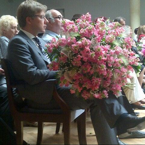 Photo taken at University of Latvia by Martin L. on 6/27/2013