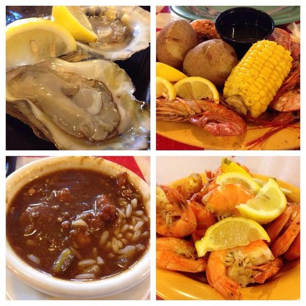 Doc's Seafood Shack & Oyster Bar - Orange Beach, AL