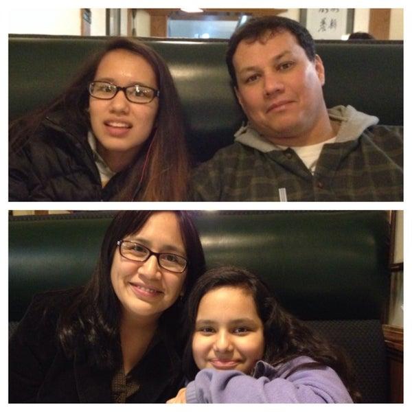 Photo taken at VIP Restaurant by Angela G. on 2/28/2014
