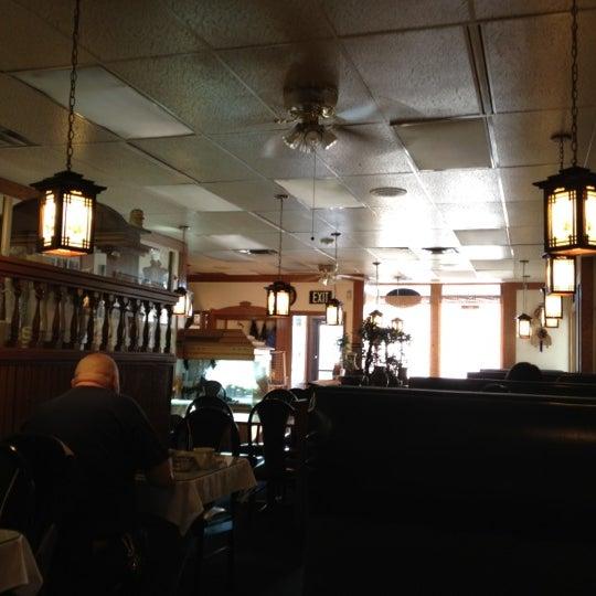 Photo taken at VIP Restaurant by Angela G. on 10/27/2012