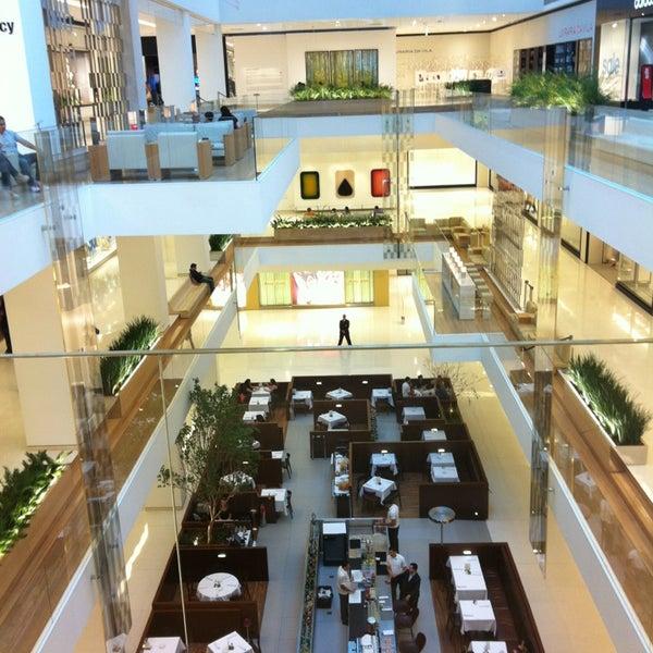Photo taken at Shopping JK Iguatemi by Cleber V. on 2/3/2013