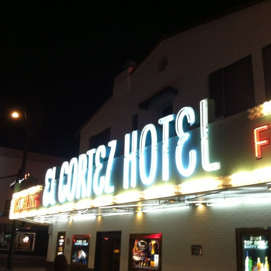 Photo taken at El Cortez Hotel & Casino by David W. on 9/27/2012