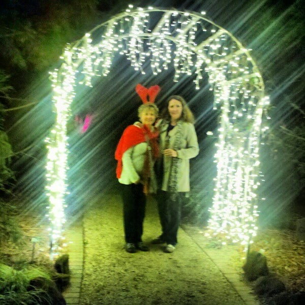 Photo taken at Cape Fear Botanical Garden by Dorothy W. on 12/20/2012