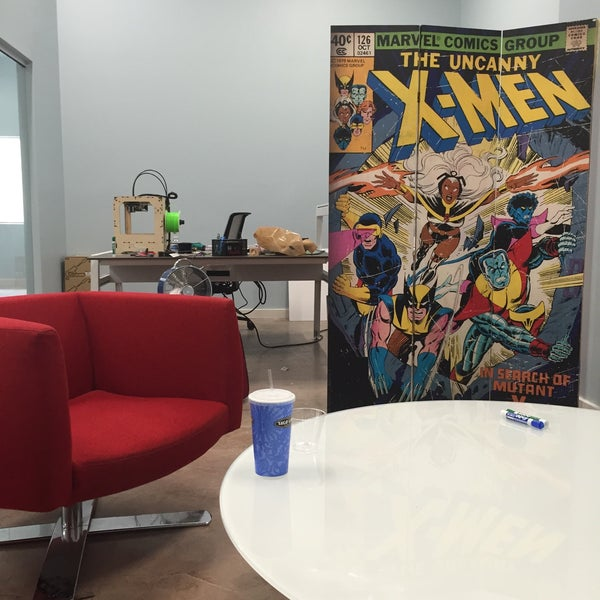Photo taken at Tech Wildcatters (The Tech Church) by Skip H. on 8/11/2015