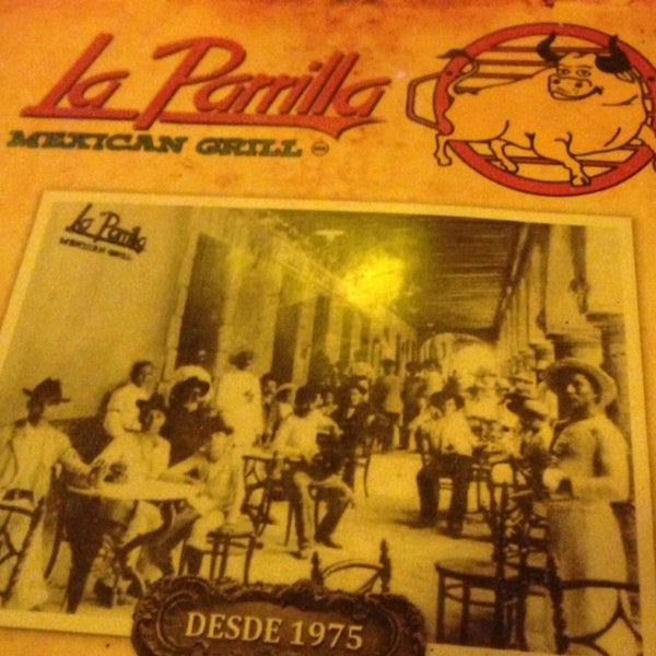 Foto tomada en La Parrilla Cancun por Twitter: @. el 3/24/2013