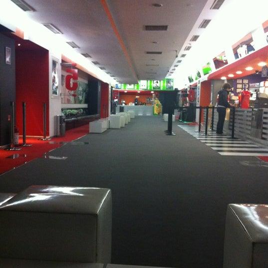 Photo taken at Cinemaximum by Pınar C. on 10/30/2012