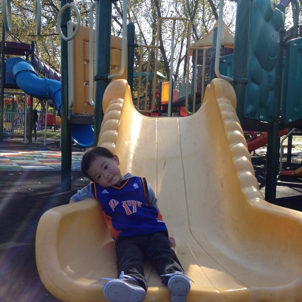 Photo taken at Simba Playground @ Delta Park by Andrew A. on 4/28/2013