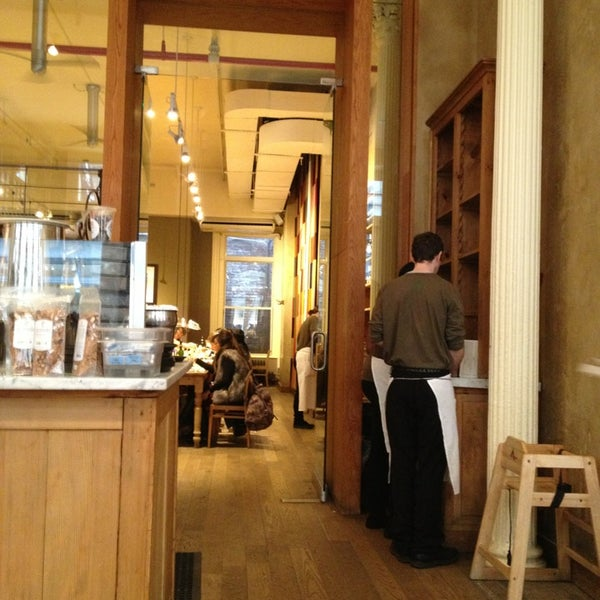 Photo taken at Le Pain Quotidien by Kors on 2/16/2013
