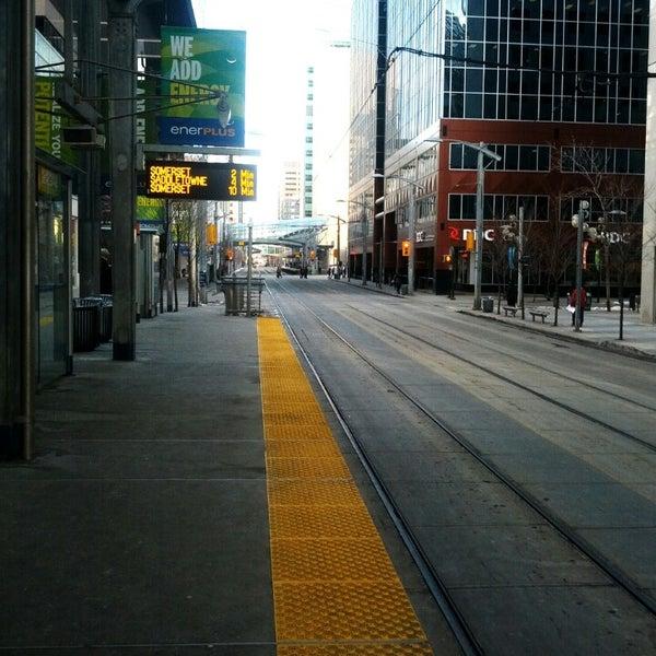3rd St SW (C-Train)