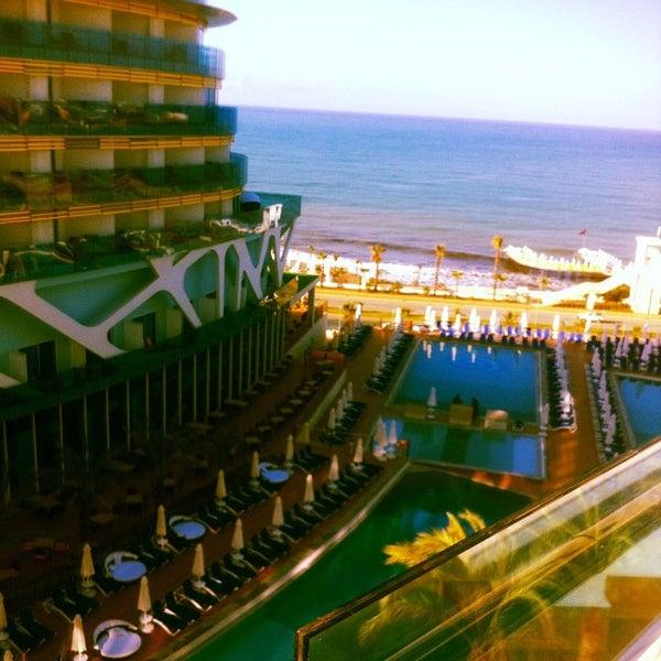 4/10/2013 tarihinde Betul A.ziyaretçi tarafından Vikingen Infinity Resort Hotel & Spa'de çekilen fotoğraf