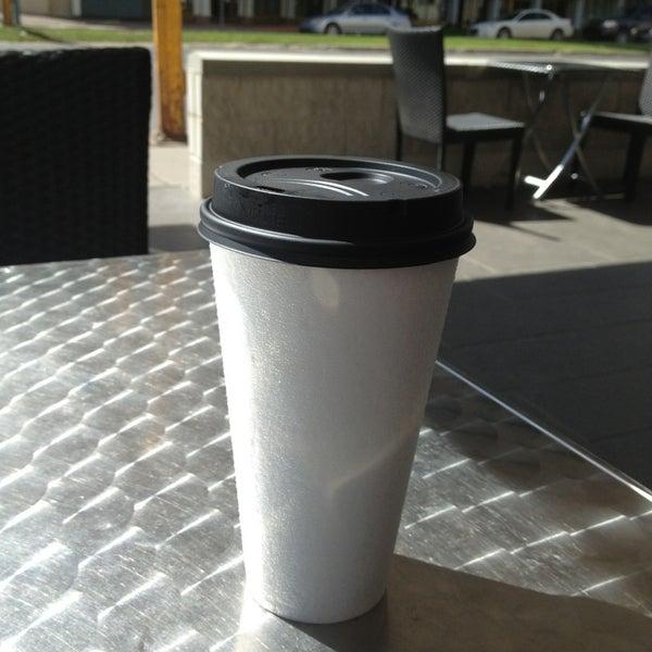 Photo taken at Atlantis Coffee by Hasan H. on 8/4/2013