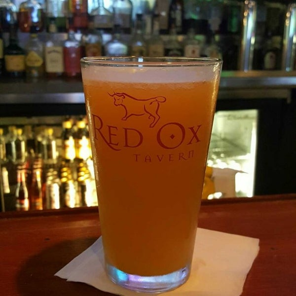 Photo taken at Red Ox Tavern by Chris R. on 4/20/2017