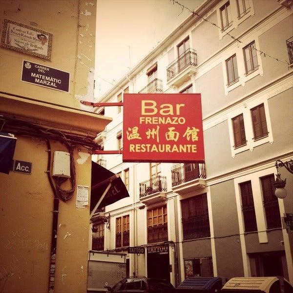 Foto tomada en El Frenazo por Gonzalo B. el 11/19/2012