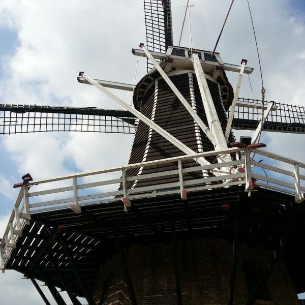 Photo taken at Molen de Fortuin by Niek S. on 6/30/2013