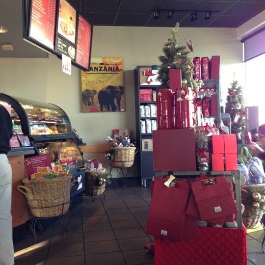 Photo taken at Starbucks by Jennifer W. on 11/18/2012