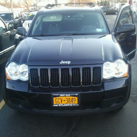 Photo Taken At Atlantic Chrysler Jeep Dodge Ram By Marthum B. On 11/26