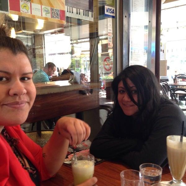 Photo taken at My Café by Arika E. on 10/6/2013