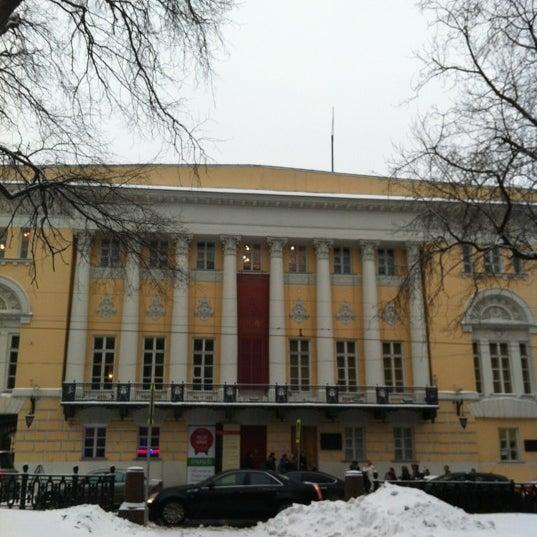 12/4/2012에 Ekaterina G.님이 The State Museum of Oriental Art에서 찍은 사진