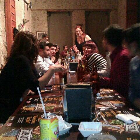 Photo taken at Bademaltı by Murat Tarık I. on 12/28/2012