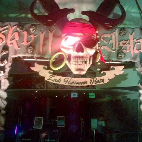Photo taken at Zouk Club Kuala Lumpur by kimmie e. on 10/27/2012