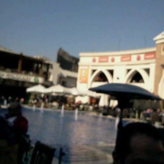 Photo taken at Tivoli Dome by Mai A. on 1/19/2013