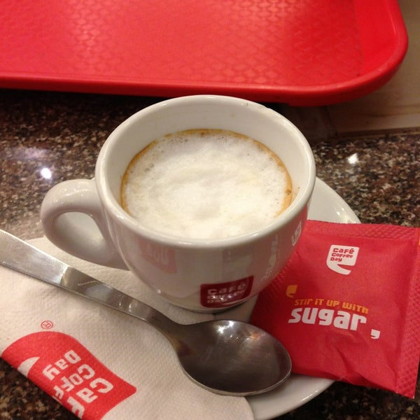 cafe coffee day case study 5 section three: case study on café coffee day section three is a case study on café coffee day, the other organizations being compared in this study.