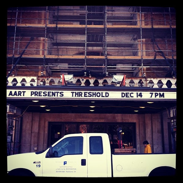 Photo taken at Altria Theater by D.L. H. on 12/14/2012