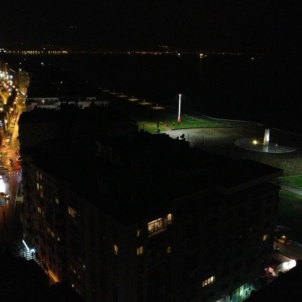 2/26/2013 tarihinde Arda Y.ziyaretçi tarafından Ege Palas Business Hotel'de çekilen fotoğraf