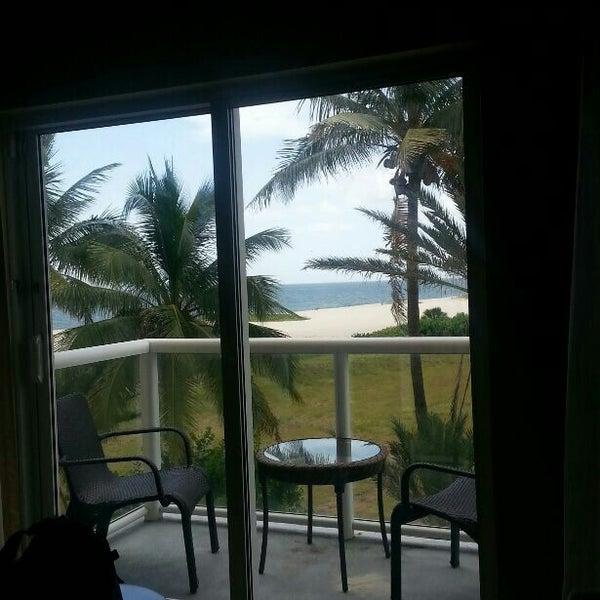 Das Foto wurde bei Marriott Pompano Resort and Spa von Tenacious V. am 8/29/2014 aufgenommen