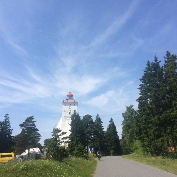 Photo taken at Kõpu tuletorn    Kõpu Lighthouse by Katya K. on 7/2/2016