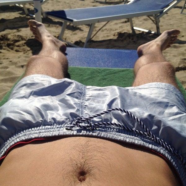 7/1/2014 tarihinde Cristi O.ziyaretçi tarafından Bagno Adriatico 62'de çekilen fotoğraf