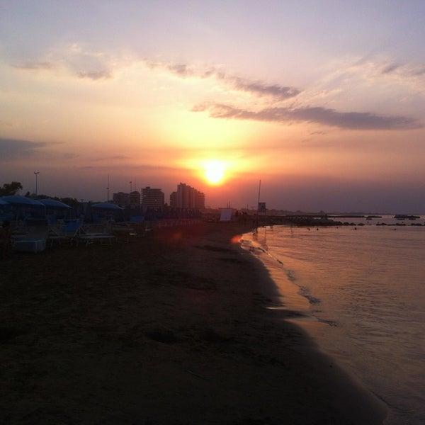 Photo taken at Altamarea Beach Village by Valerio G. on 8/8/2013