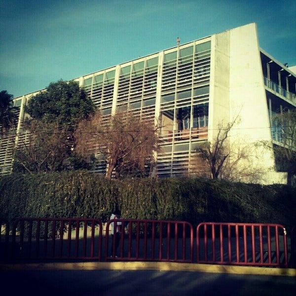 Photo taken at Biblioteca Vasconcelos by Itzvan C. on 2/21/2013