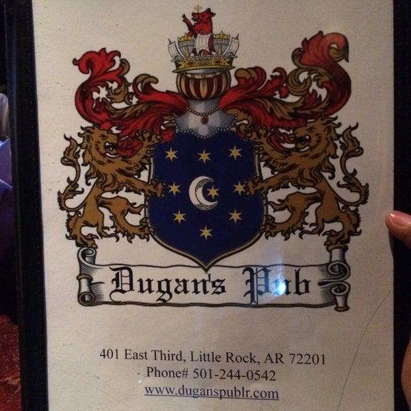 Photo taken at Dugan's Pub by Brandon M Q. on 5/6/2014